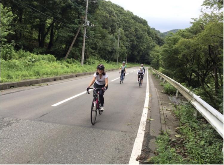 """ロードバイクの""""聖地""""で修行してきました! #ツール・ド・東北【#モアチャレ ほなみ】_2"""