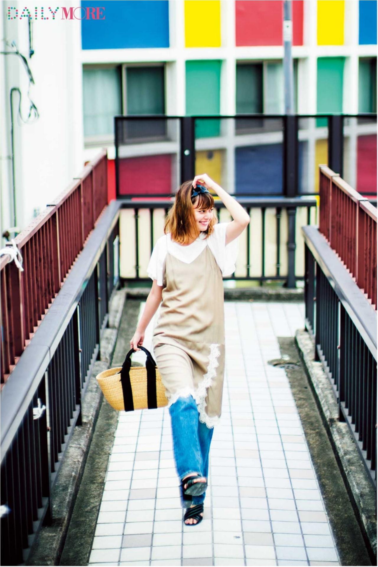 オシャレ女子は夏だって重ね着派♪ 初夏に着たい「サマーレイヤード」まとめ♡_1_11