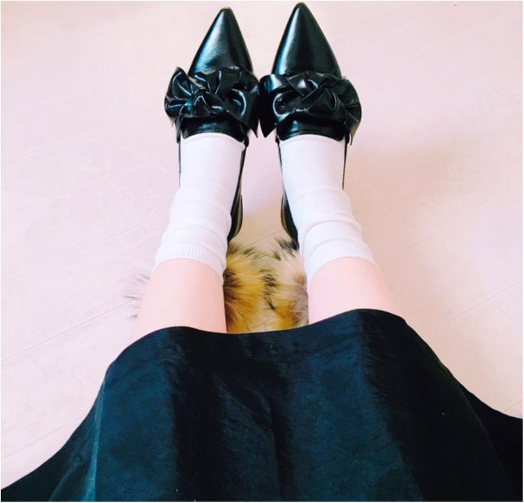 《足元から冬ファッションを楽しんで♡》話題のファーソックスが可愛くておしゃれ♡!_2