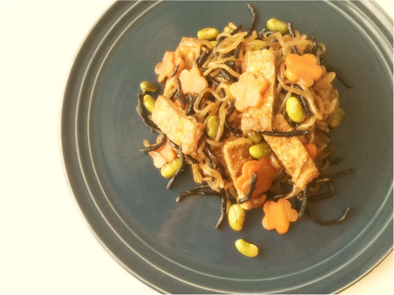 """節約!低カロリー!食材""""しらたき""""を使った『ZENパスタ』風レシピを紹介♡*_3"""