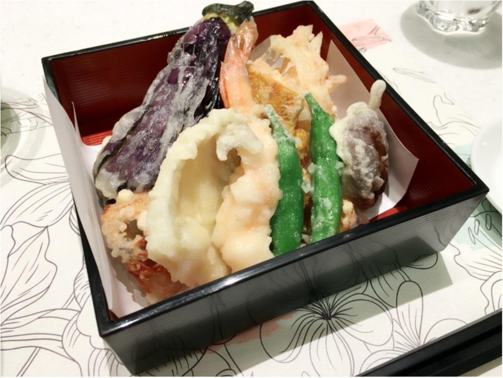 天ぷらに挑戦しました♡_1