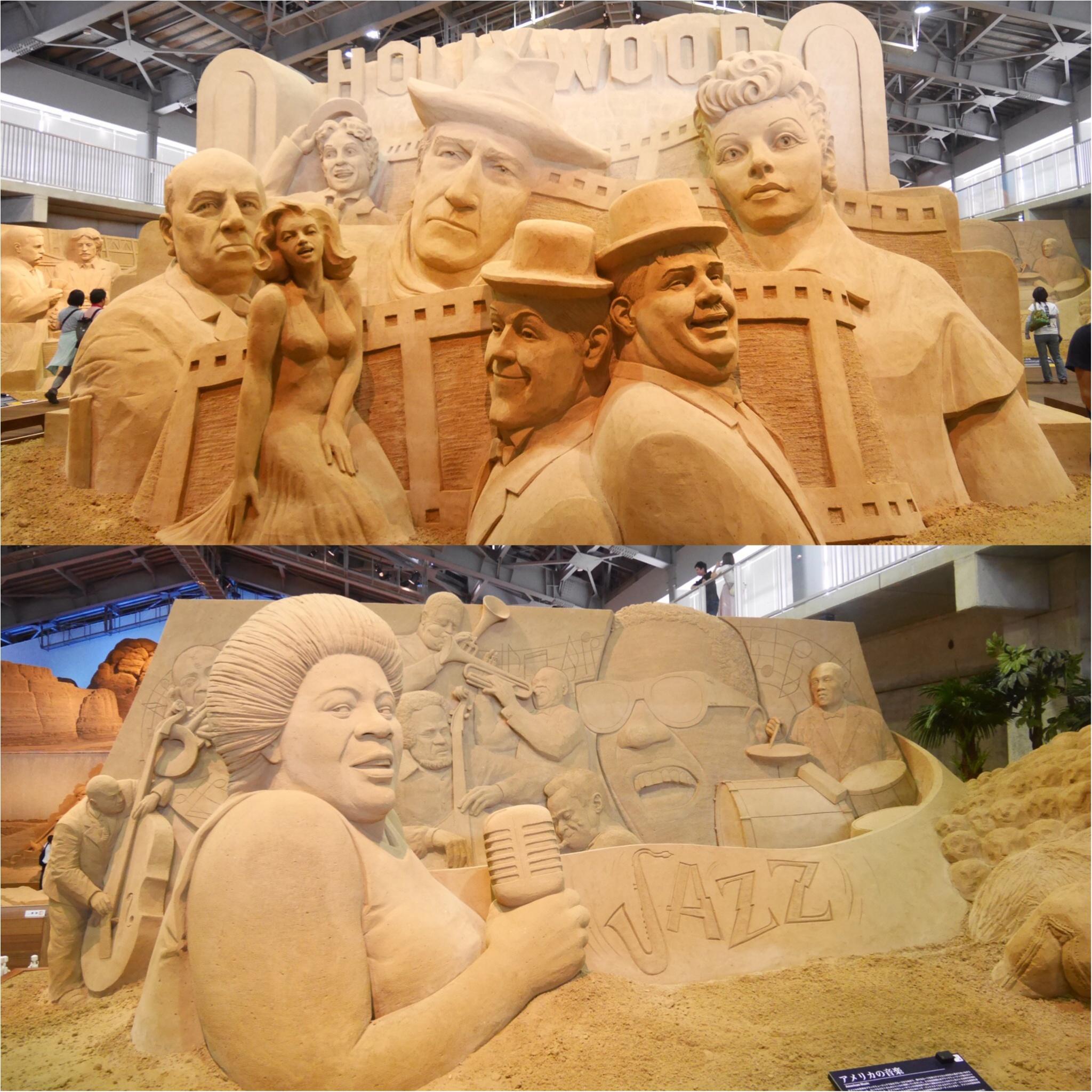 [島根・鳥取旅行④]鳥取砂丘&砂の博物館に行って来ました!_2
