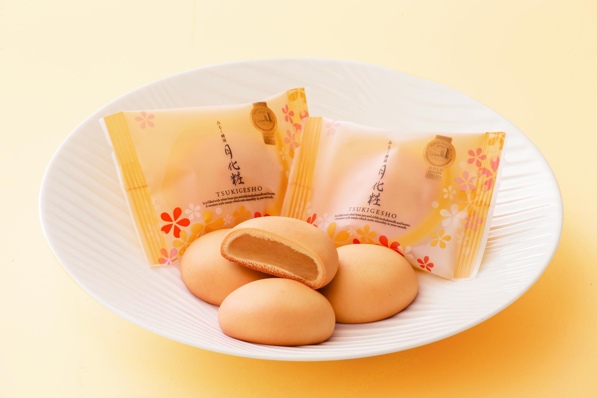 JR新大阪駅で人気のおすすめお土産5選! 年間販売個数1400万個を突破した饅頭「月化粧」や、『瓢月堂』『551蓬莱』などの愛されブランドがずらり_5