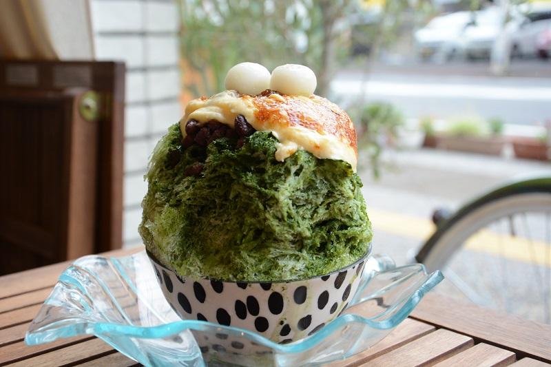 『茶氷プロジェクト』がパワーアップ! この夏、静岡で食べたいかき氷11選!! 記事Photo Gallery_1_7