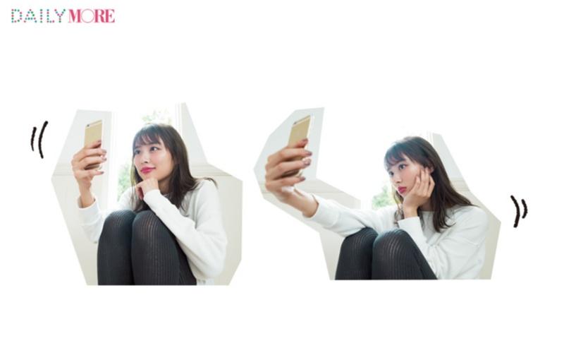 もはや神の技! 内田理央ちゃんの「自撮りテク」全部見せます♡_4