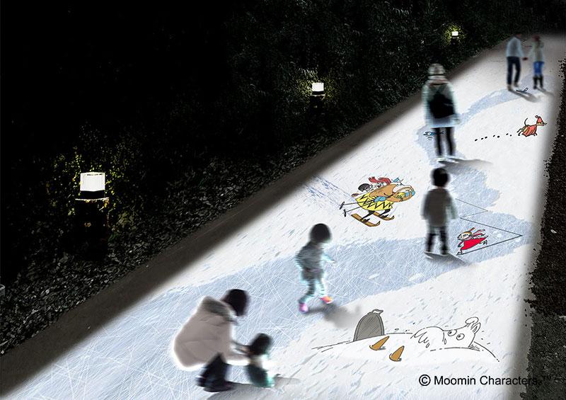 『ムーミンバレーパーク』でオーロラ&イルミネーション♡ photoGallery_1_5