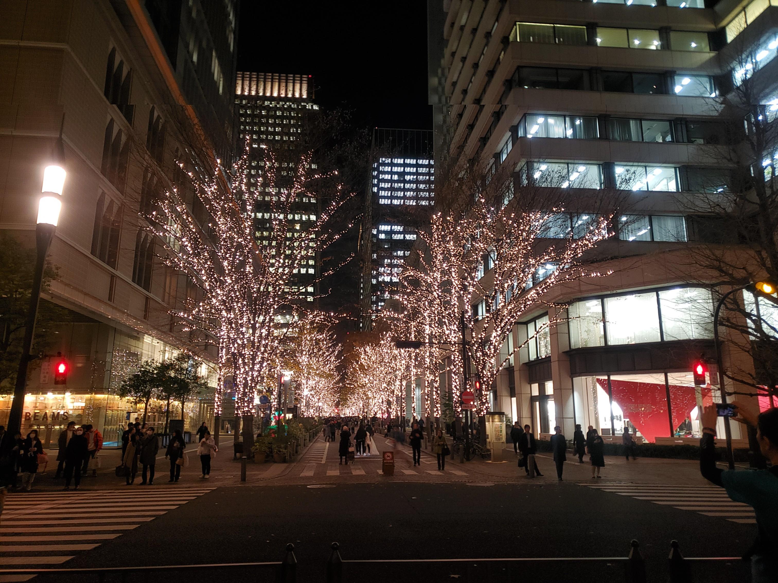 【丸ノ内】街全体がキラキラ☆観ごたえ抜群!ロマンチックイルミネーション★_2