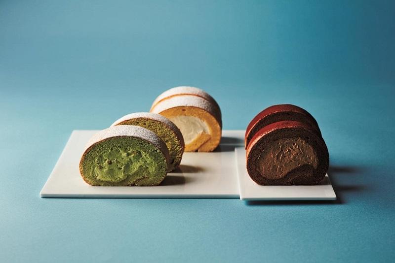 おすすめ冷凍ケーキ『メゾン・ド・モンシェール』の「3種の贈り物カットロールセット」