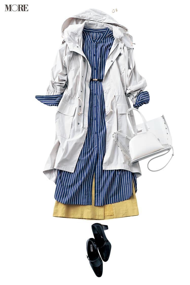 シャツワンピースの着こなし術【2020春】- 今年イチオシの色・形は? とびきり今っぽくておしゃれな最新ファッションまとめ_25