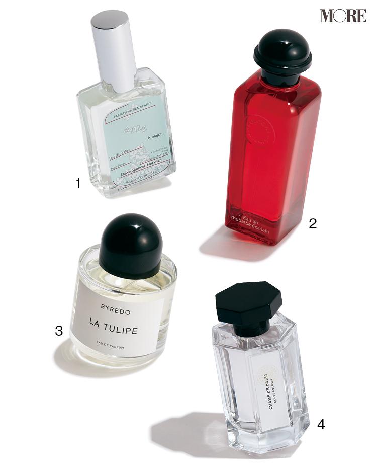 デュードとエルメスとバレードとラルチザンの香水