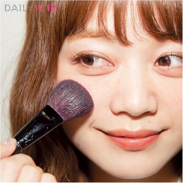 高山直子ちゃんの今っぽおしゃれな「デニムの日のメイク」【女子トモBEAUTY】_6