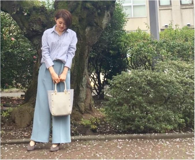 Coordinate...春は淡色ワントーンコーデで爽やかに☆_1