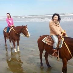馬にアモーレ!!ステキな週末★都内で乗馬したことありますか?\(//∇//)\