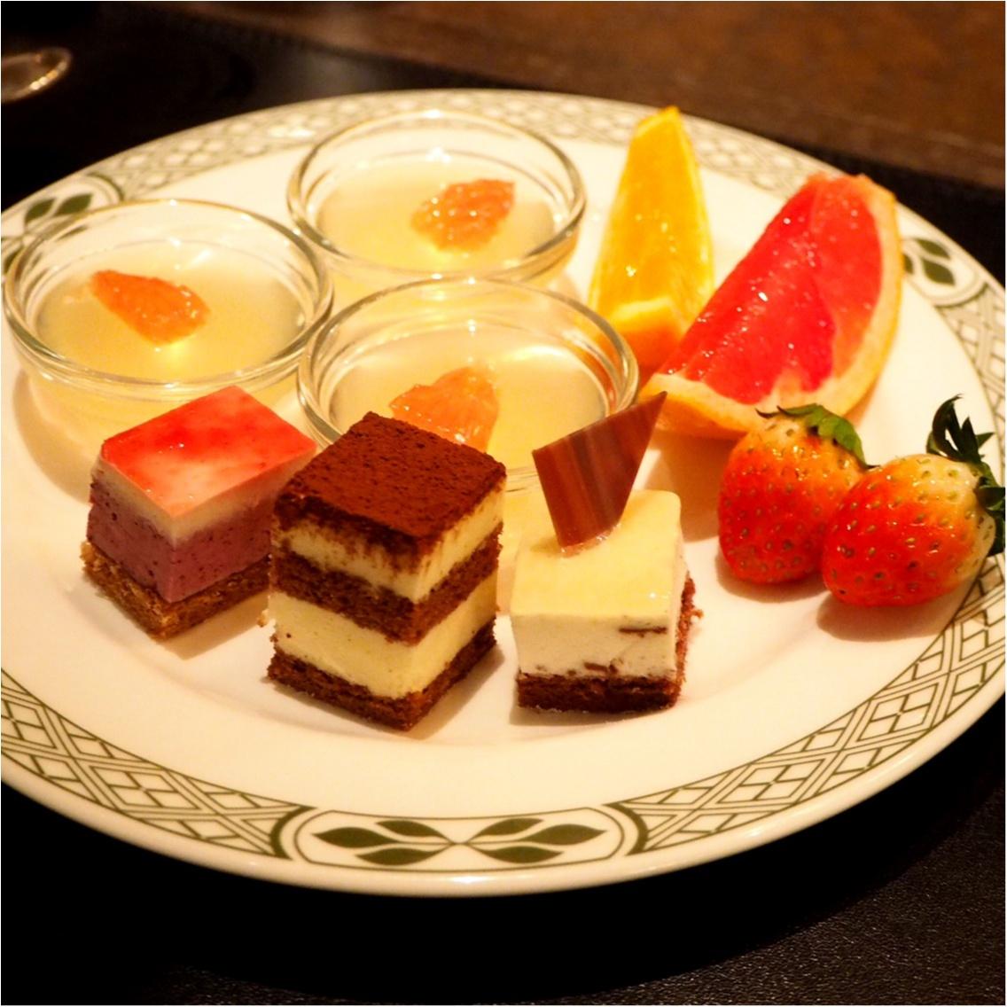 お肉大好き♡野菜大好き♡恵比寿ガーデンプレイスで素敵なランチ時間を過ごしました♪_10