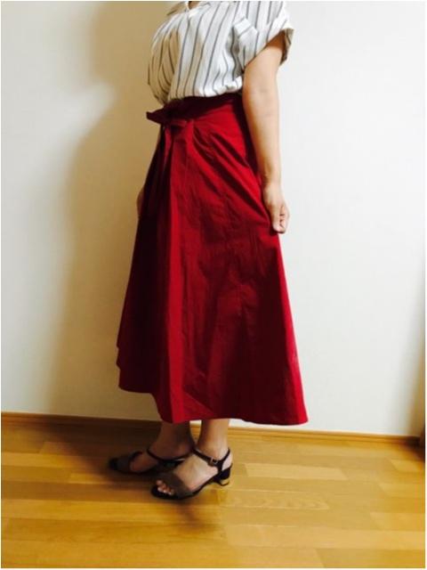 【index】2wayで着られる《リボン付きフレアスカート》着回しやすさ◎です!_3