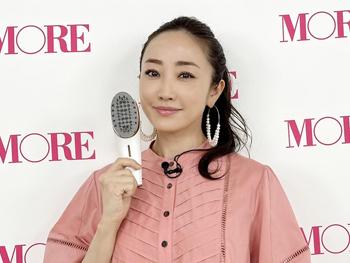 ミーゼ 「スカルプリフト」を美容家・神崎恵さんが徹底解説!