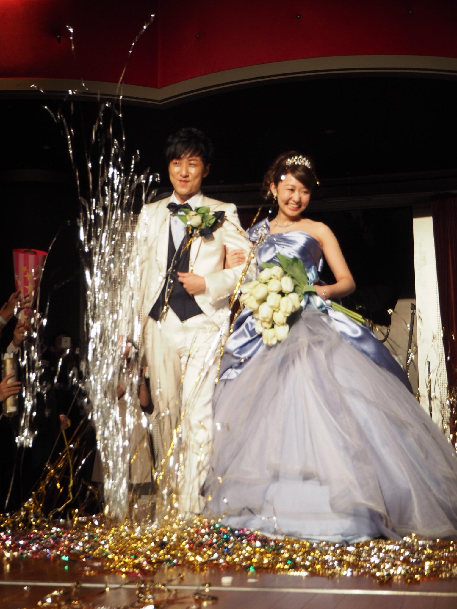 真似できないwedding party!!!_4