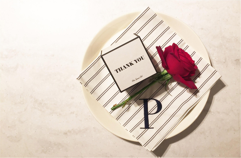 バレンタインデートに『Priv.Spoons Club』はいかが? ハンカチブランド『MR.&MRS. CHIEF』&チョコレートブランド『Philly Chocolate』のポップアップ開催♡【2/25(日)まで】_1_1