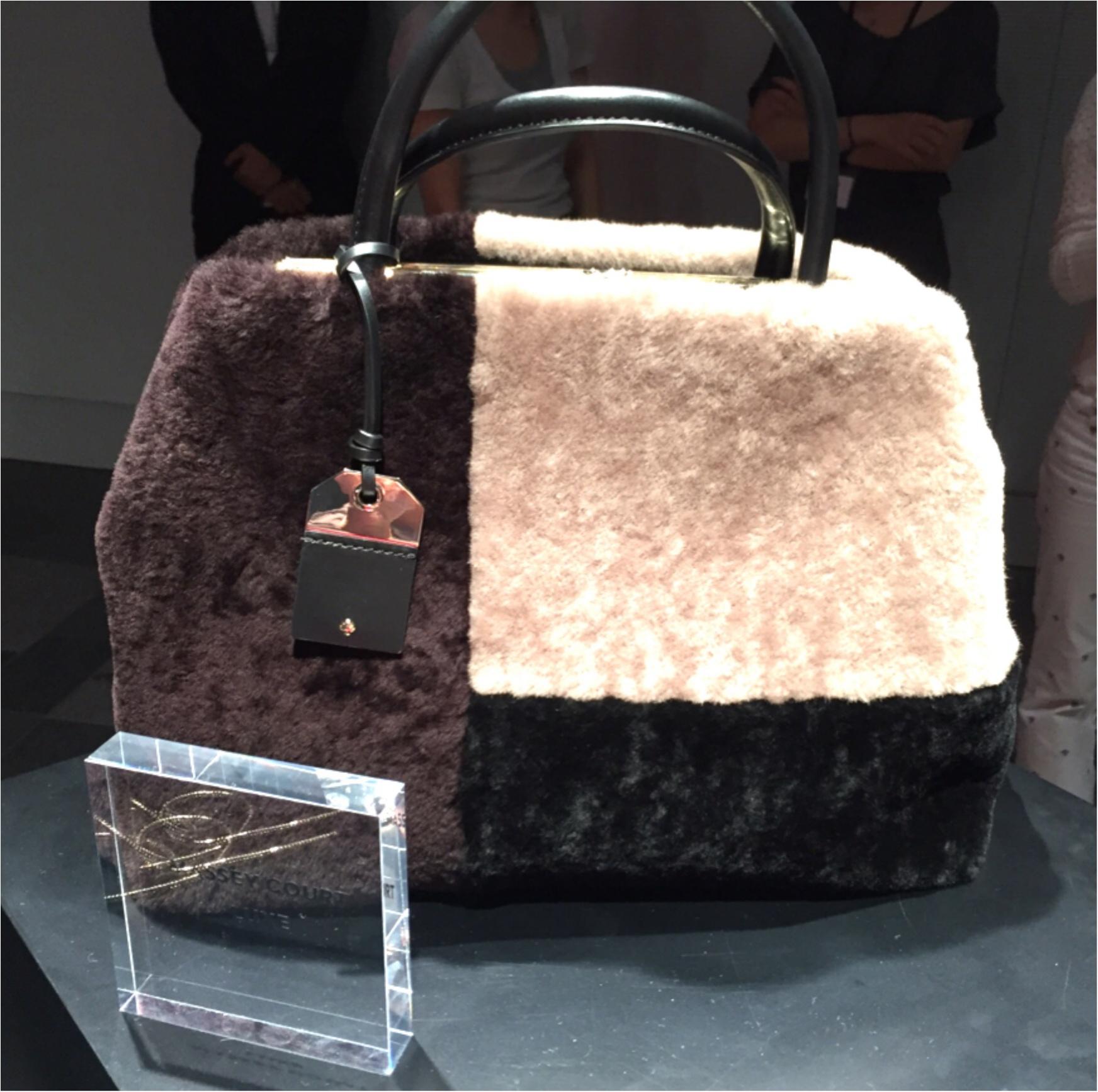 ケイト・スペード ニューヨーク、秋のバッグはどれを選ぶ?_3