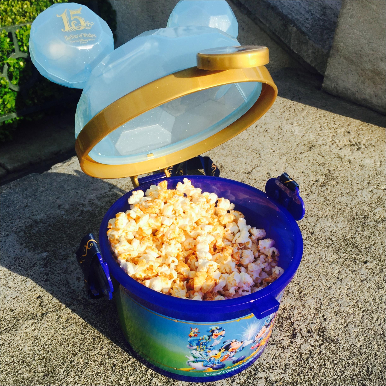 【東京ディズニーシー15周年】これは食べないと後悔するかも!? な限定フード3食!_2