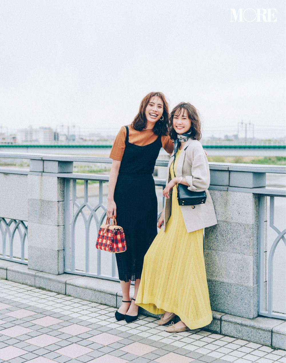 キャミワンピ特集《2019夏》- カジュアルで女っぽい! 20代におすすめのキャミワンピースコーデまとめ_7