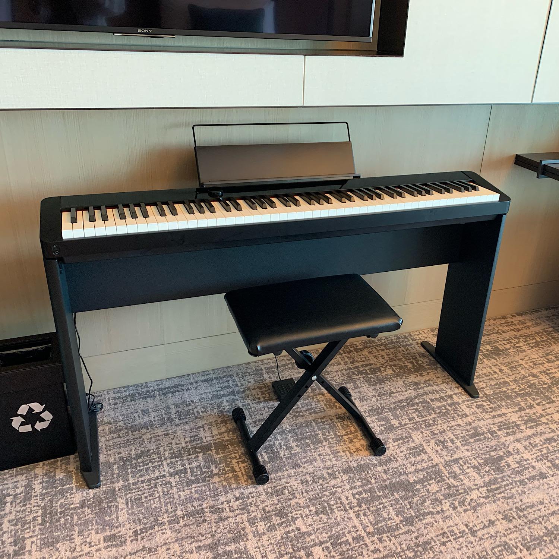 《メズム東京》 全客室にピアノ&コーヒーが備わる高級ホテルが凄い!_5