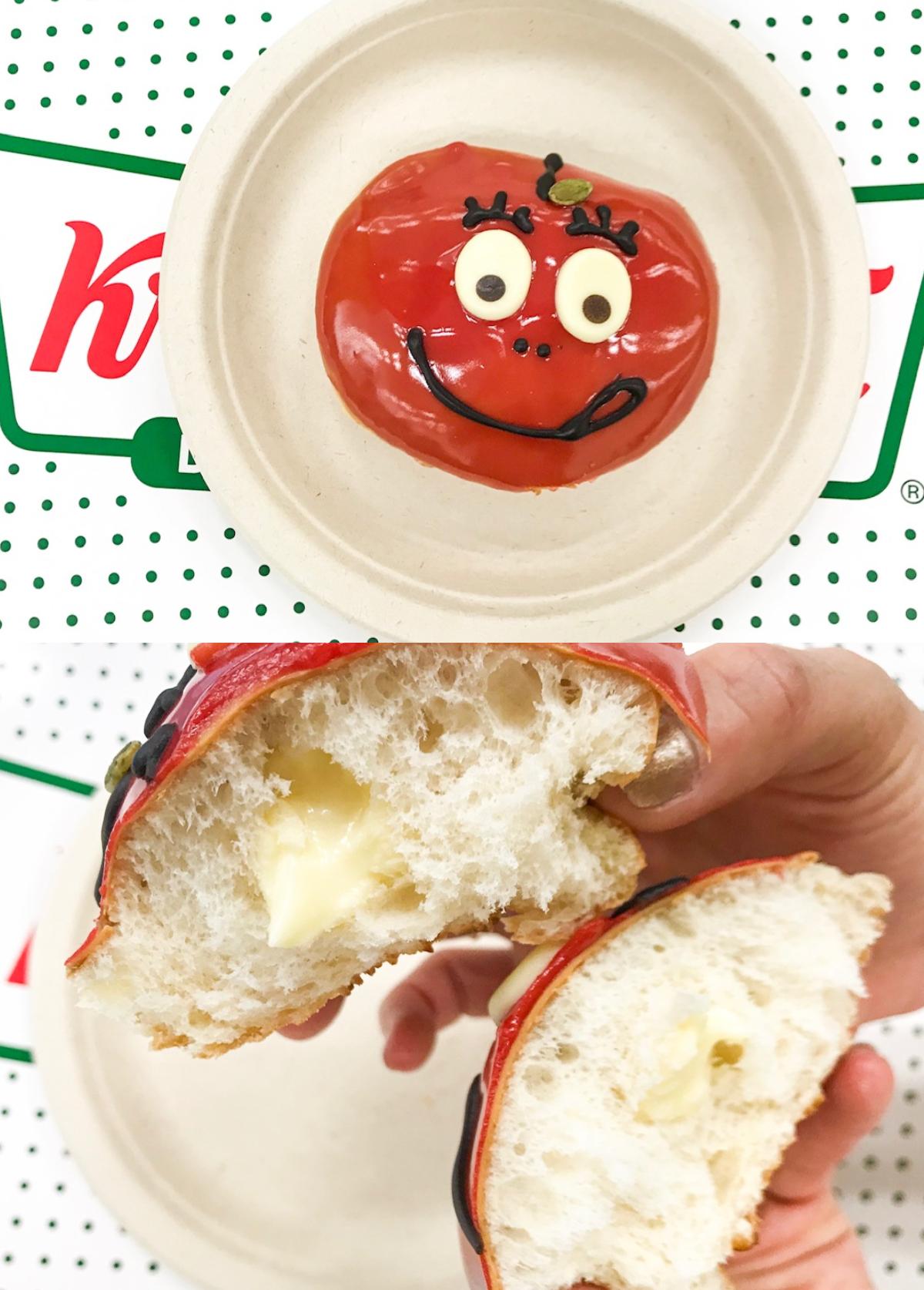 『クリスピー・クリーム・ドーナツ』の期間限定ドーナツに、バーバパパコラボが登場。可愛くてフルーティーな味わいにきゅん♡ PhotoGallery_1_5