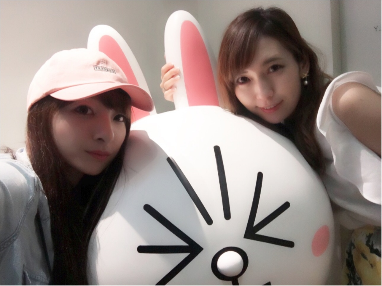 ♡大人気キャラクターショップ【LINE FRIENDS】行ってきたよ‼︎♡モアハピ◡̈のぞみ♡_18