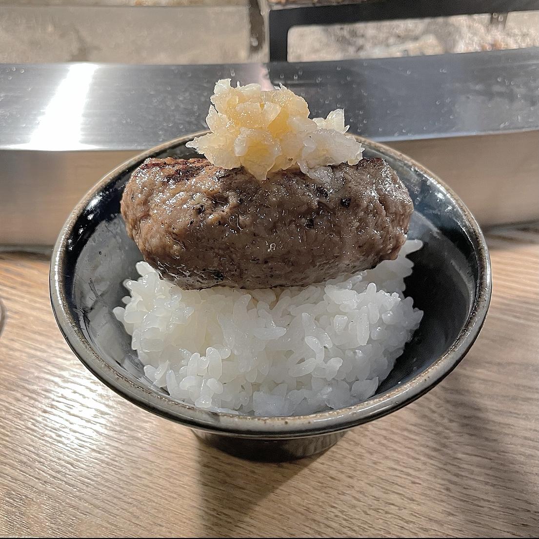 【挽肉と米】並んでも食べたいハンバーグ_2