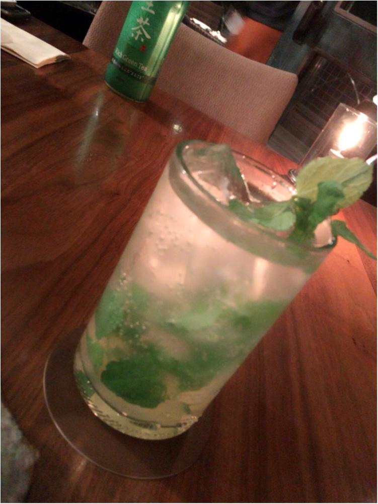 八芳園 Dinner♡Thrush Cafe_6