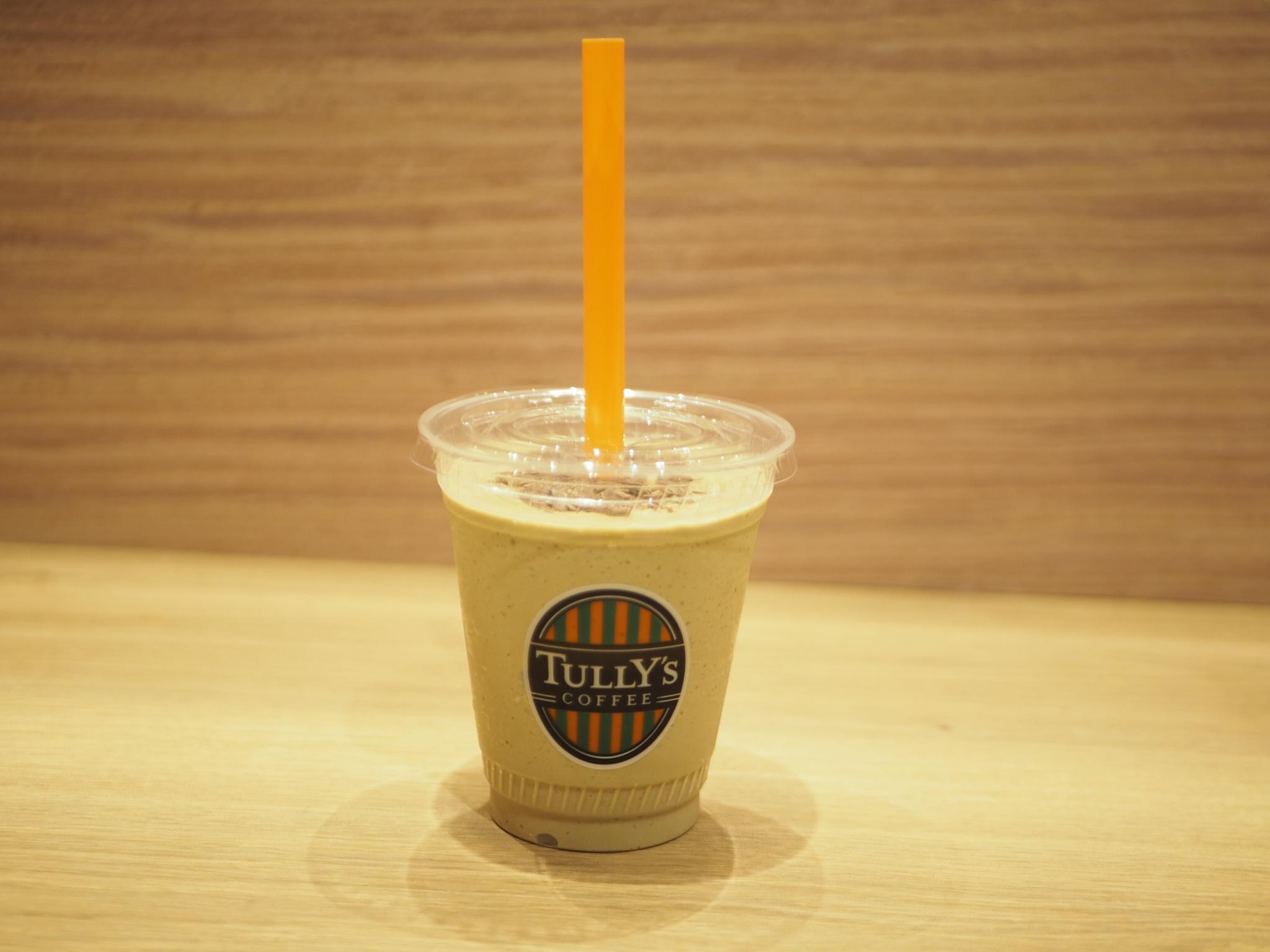 【TULLY'S COFFEE】濃厚フローズンドリンク「抹茶リスタ」&「ほうじ茶リスタ」が待望のレギュラーメニューに❤︎_3
