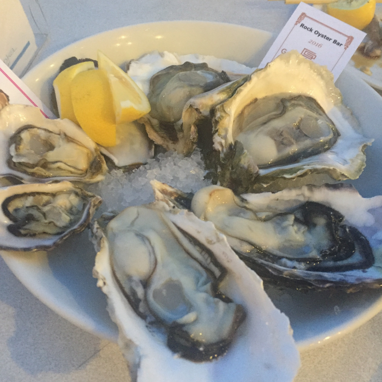 *美味しい牡蠣食べたかったら*横浜ベイクォーター*oyster bar*_7