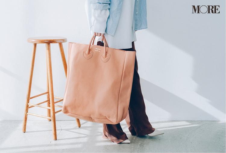 スタイリストに引っ張りだこなヤングアンドオルセンのバッグ