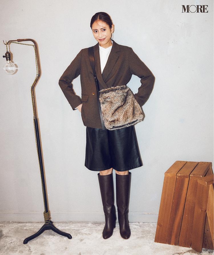 スタイリスト辻村さん&高野さんが妄想コーデ♡ もしモアOLだったらどんな秋服を着る?_1