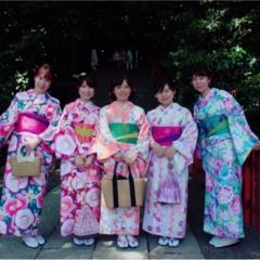 レンタル着物で鎌倉へ!私の着物コーデをご紹介!
