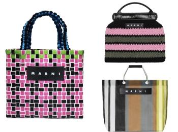 『マルニ マーケット ポップアップ』伊勢丹新宿店でスタート‼︎ 世界先行発売の新色バッグはマストバイ♡