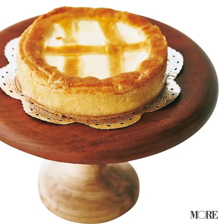 おすすめお取り寄せグルメの岩手県のオリジナル・ベークド・チーズケーキ