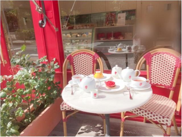 【#東京カフェ巡り】『パッション ドゥ ローズ/白金高輪』でインスタ映え抜群なケーキを発見♡_3