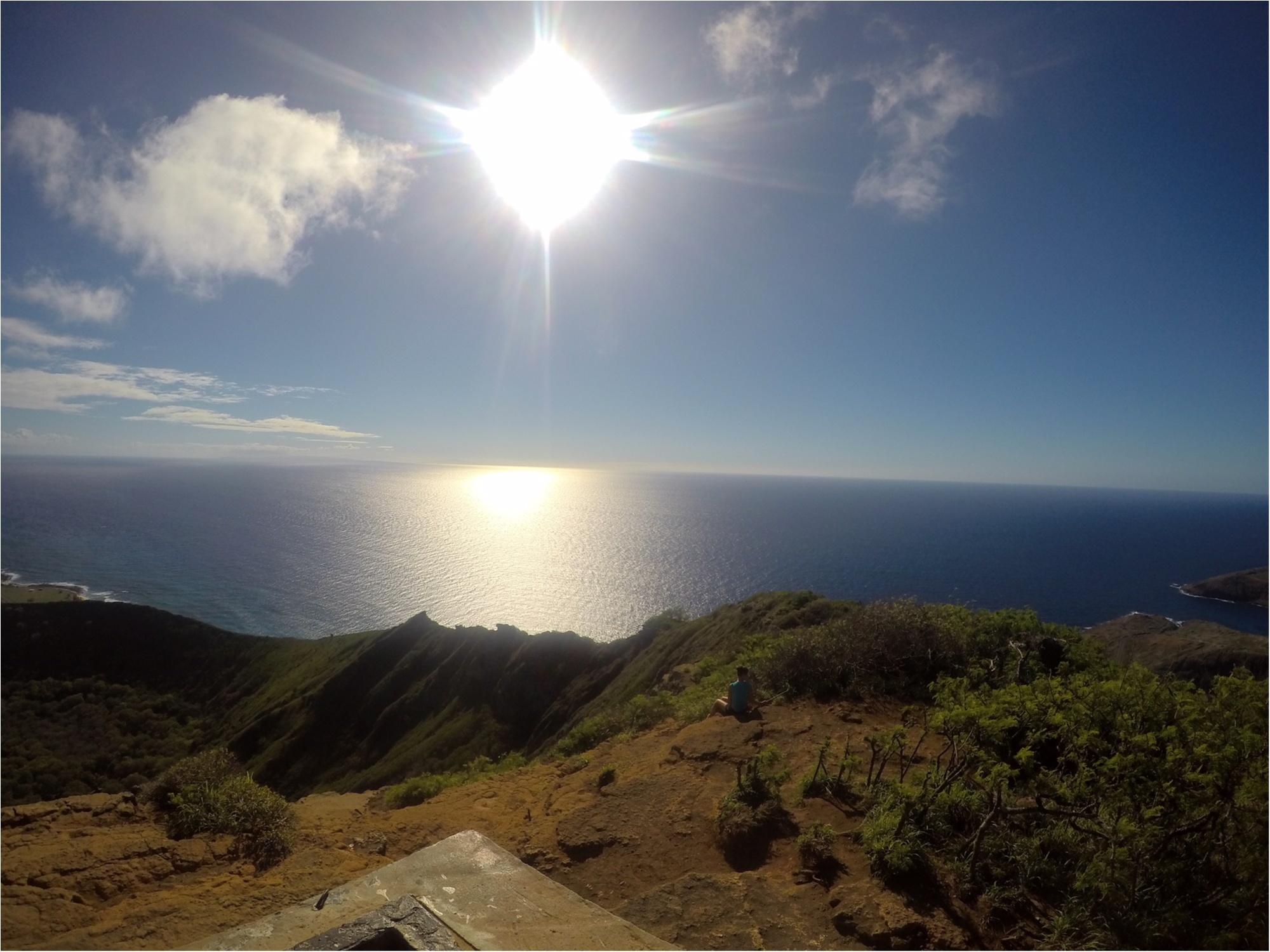 【ハワイ旅①】ダイヤモンドヘッドだけじゃない、ハワイのハイキング!キツい分それ以上の景色と感動が待っていました♡♡♡_6