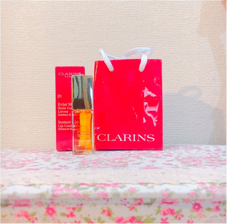 【保湿アイテム】CLARINSのはちみつ保湿リップでふっくらうるつや唇に♡♡_2