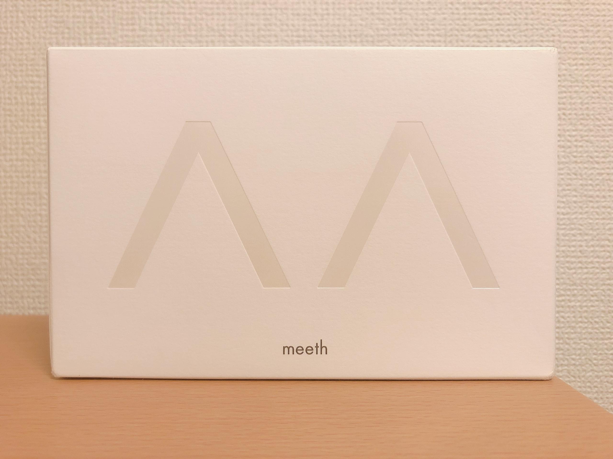 【田中みな実さん愛用❤︎】【効果抜群!】meeth モアリッチパック_5