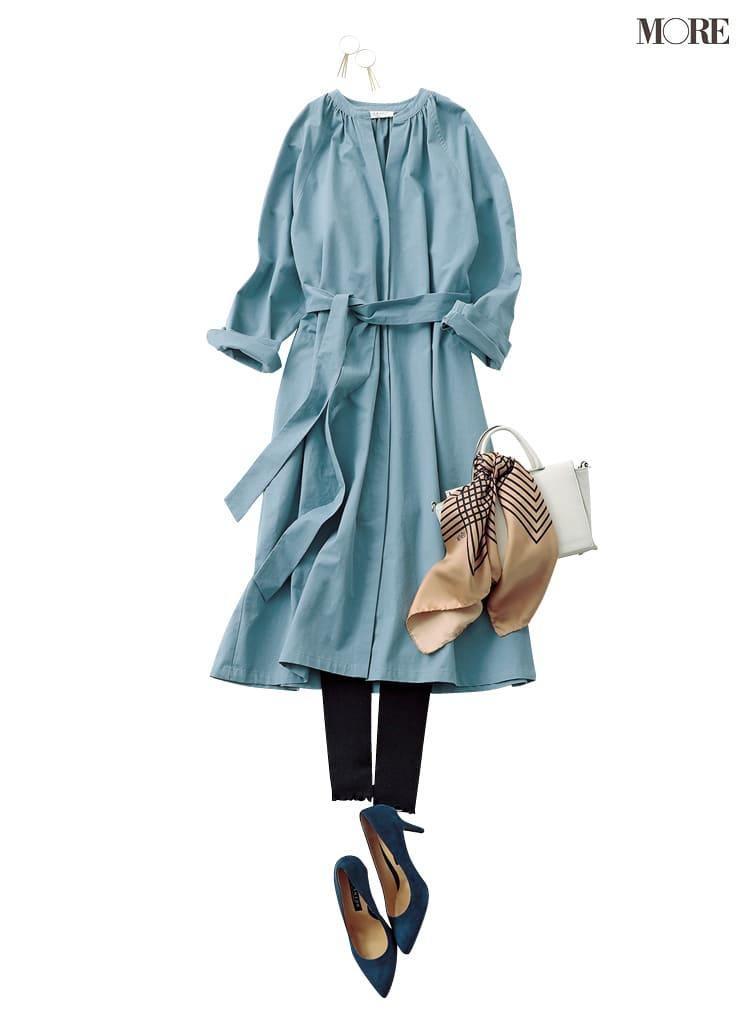 シャツワンピースの着こなし術【2020春】- 今年イチオシの色・形は? とびきり今っぽくておしゃれな最新ファッションまとめ_13
