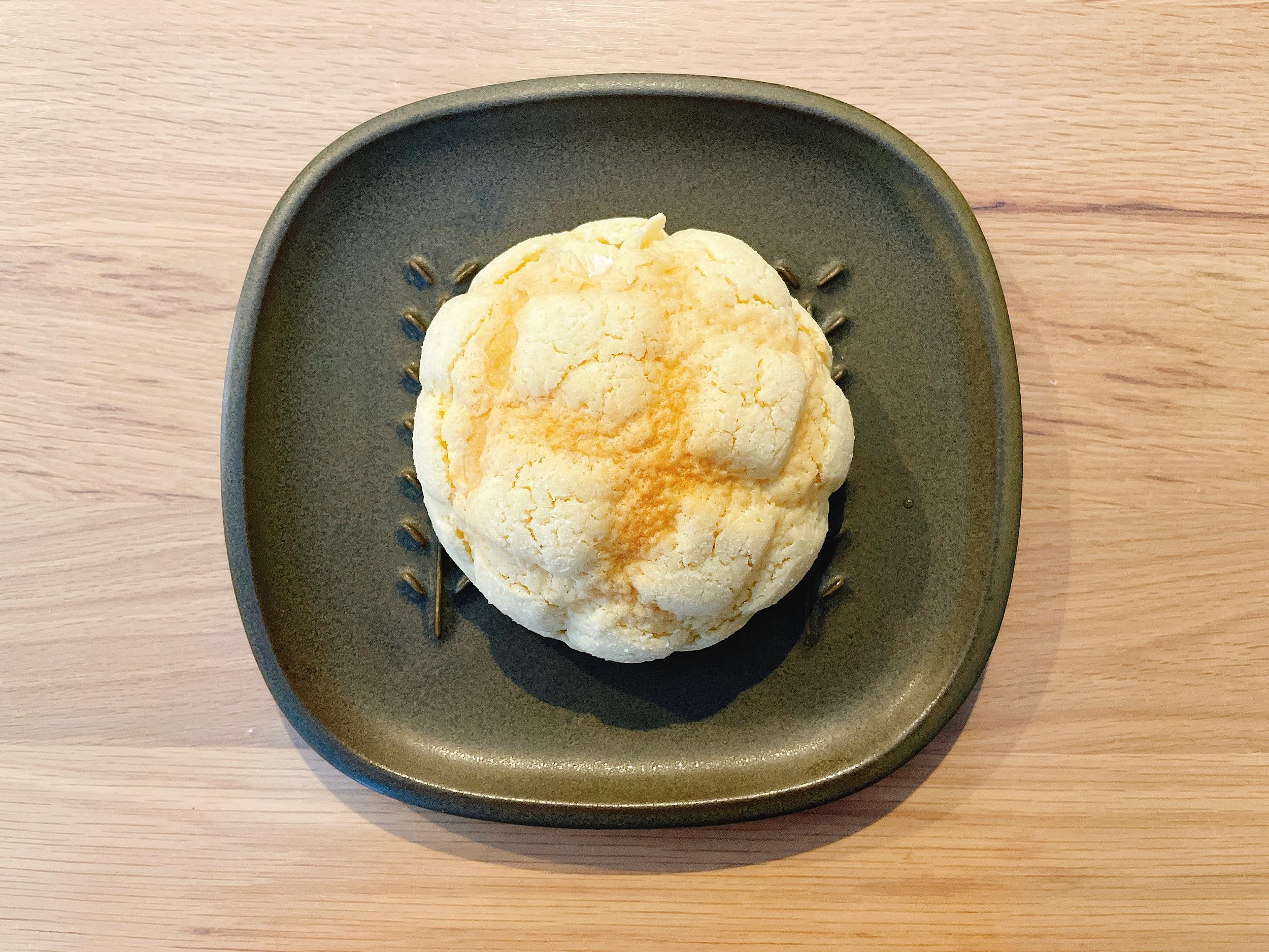 【SNSでも話題!】《冷たいまま食べるメロンパン!?》が美味しすぎた♡_3