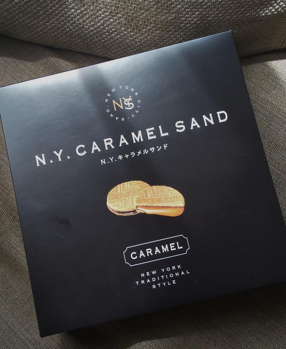 《ご褒美おやつ》N.Y. キャラメルサンドの濃厚な美味しさのすっかり虜に!_2