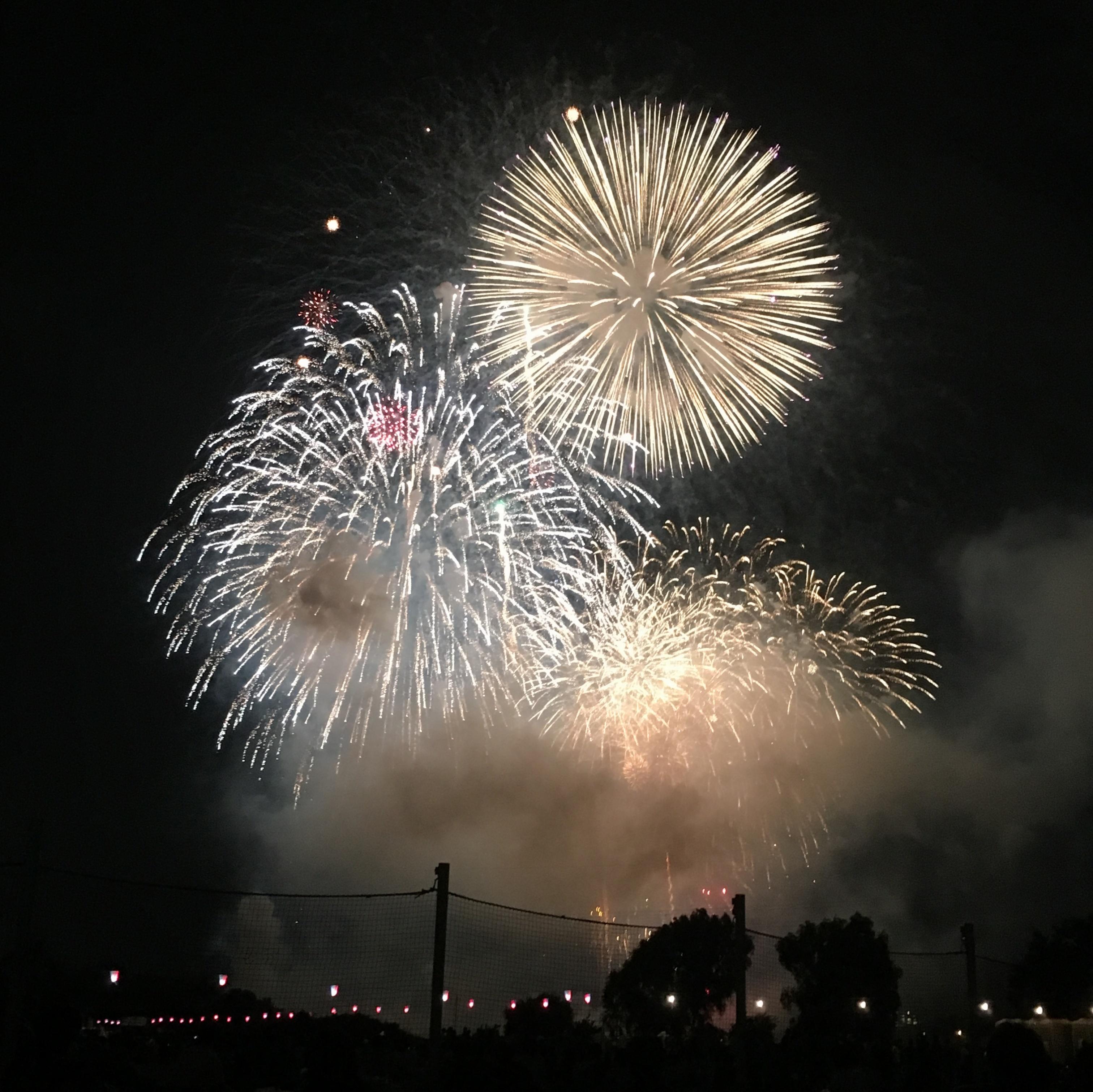 今年初❤︎花火大会に行ってきた〜ヽ(。>▽<。)ノ♡♡迷った時の花火コーデも!♡_2