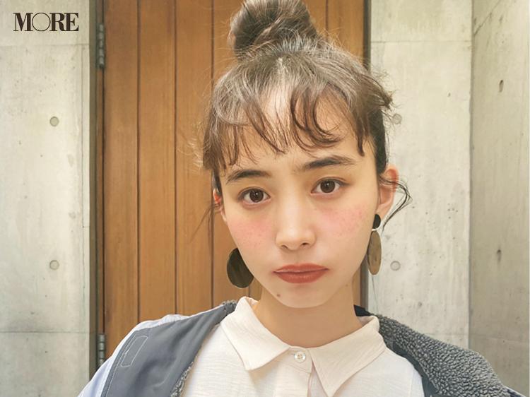 井桁弘恵の華麗なるヘアチェンジに注目せよ!【モデルのオフショット】