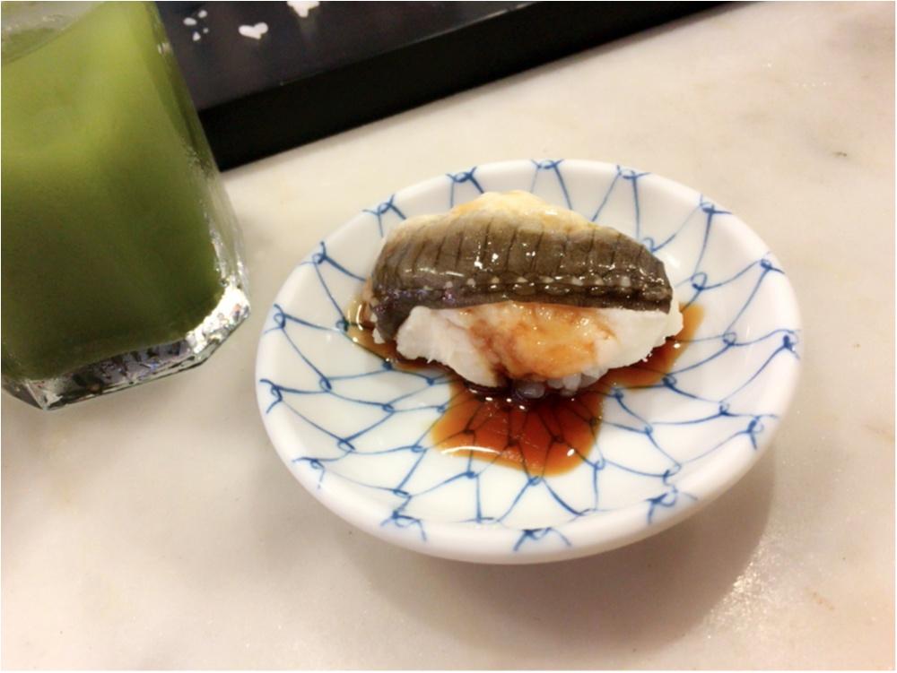絶品お寿司を築地にて♡_7