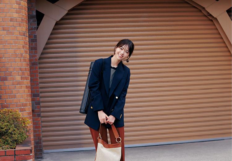西野七瀬が私の職場にやってきた‼︎  オフィスコーデを着こなす彼女をこっそり覗き見♡_4