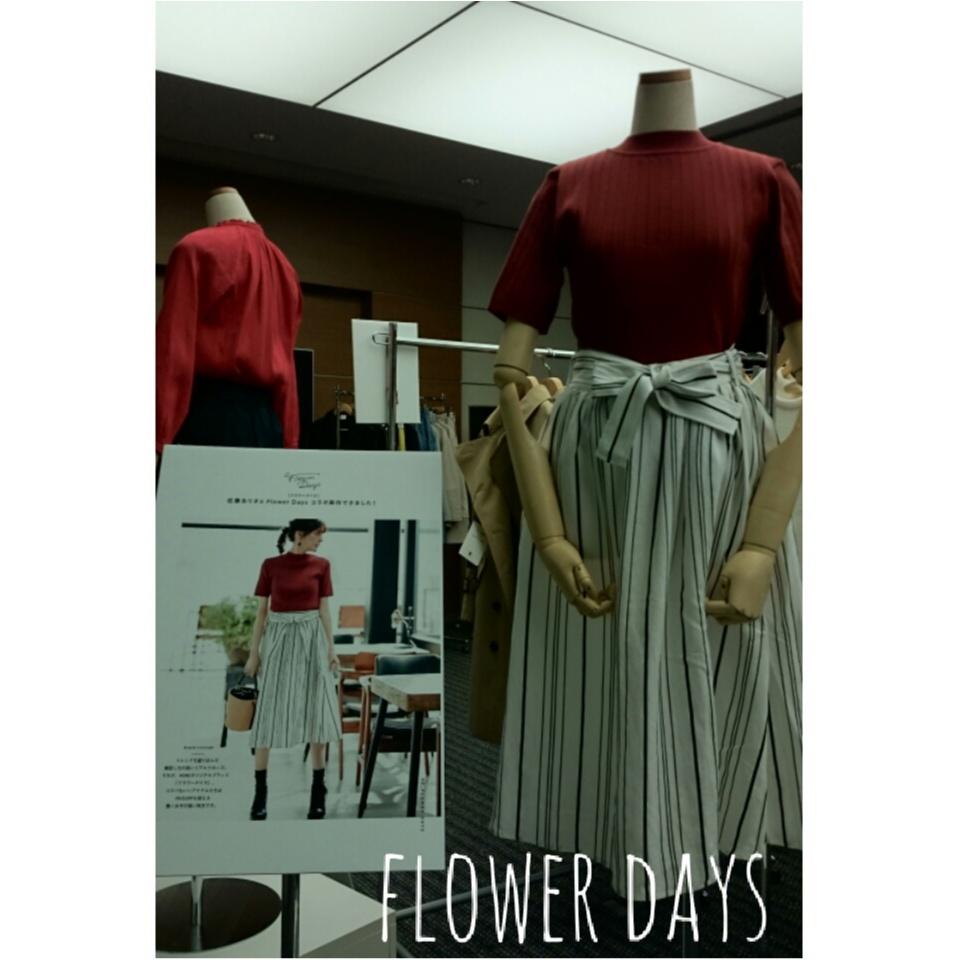 【今すぐ使える春服♡】モアオリジナルブランド「Flower Days」の春服がかわいい!!_3