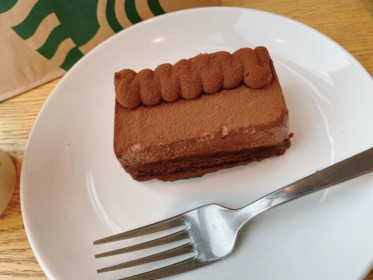 【スタバ】絶対食べたい!新作バレンタインケーキ《デザート ザ ショコラ》が超絶美味♡_2